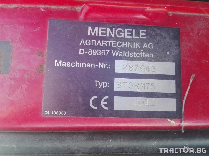 Комбайни Комбайн Mengele Storm75 3
