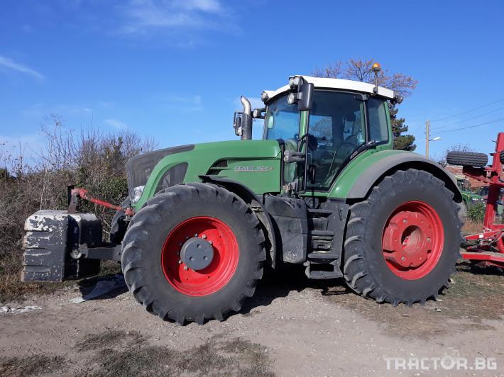 Трактори Fendt 924 Vario 0 - Трактор БГ
