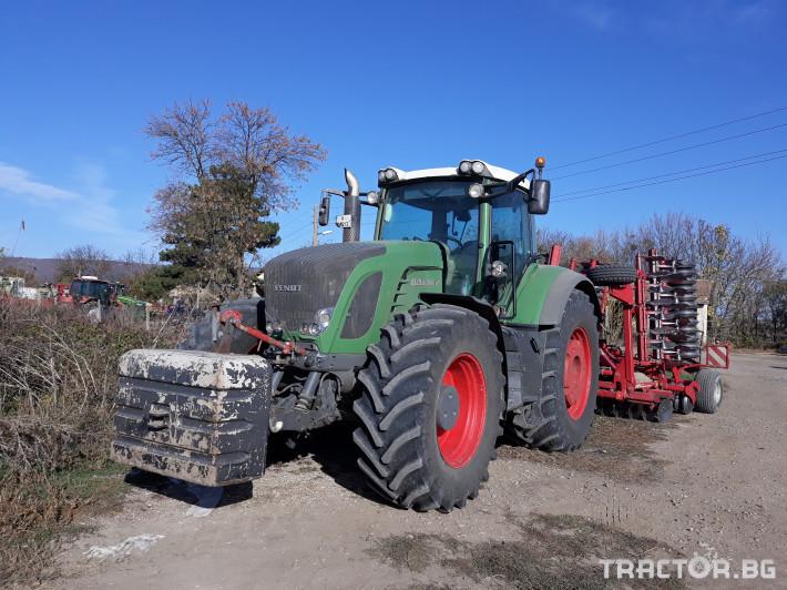 Трактори Fendt 924 Vario 1 - Трактор БГ